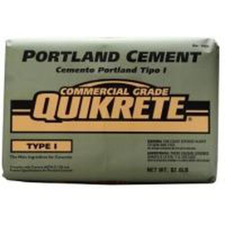 Portland cement 92.6 lb
