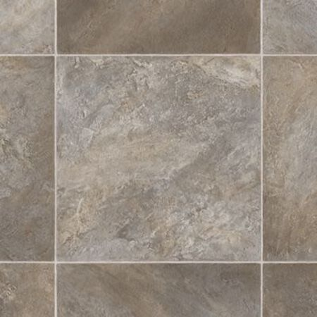 "Mohawk Hampton Heights Tile Look Ottertail 13'2"" - Sold by the foot"