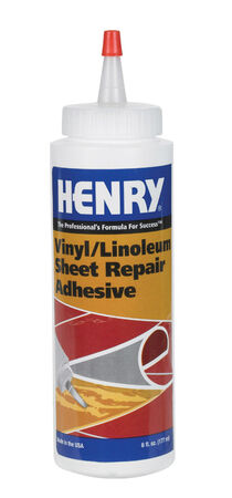 Henry Vinyl and Linoleum Repair Adhesive 6 oz.