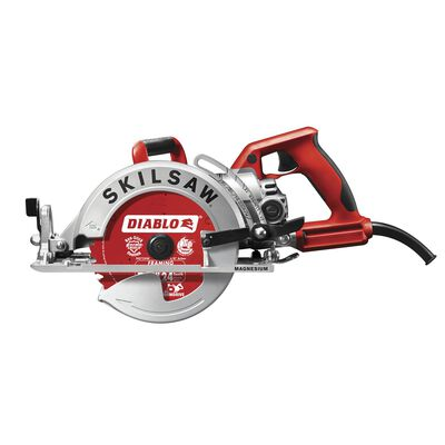 Skilsaw Diablo 120 volts 7-1/4 in. Dia. Worm Drive Mag Saw 15 amps