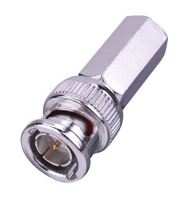 Just Hook It Up RG59 Twist-On Coaxial Connectors 75 2 pk