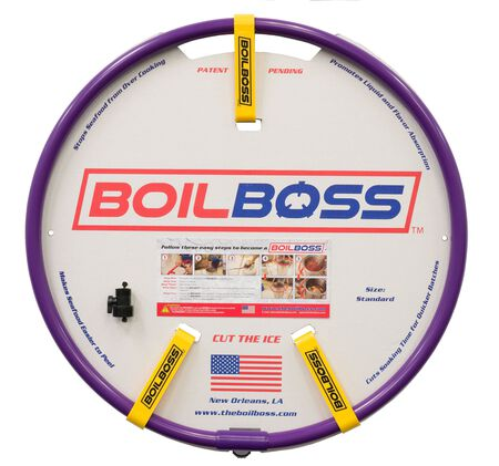 Boil Boss (Purple and Gold)