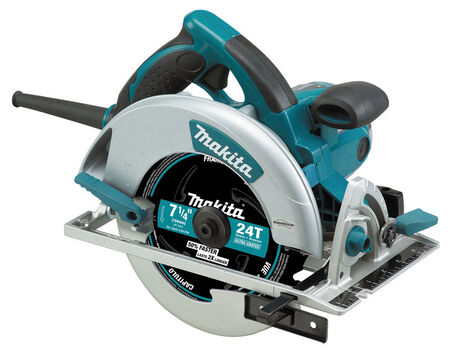 Makita Magnesium 7-1/4 in. Dia. Circular Saw 15 amps 5 800 rpm