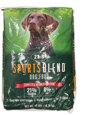 40# Sports Blend 20/10 Dog