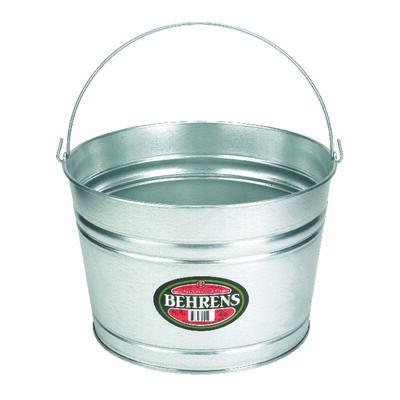 Behrens 4.2 Galvanized Steel Tub