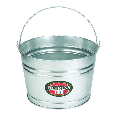 Behrens 4.2 Galvanized Steel Tub
