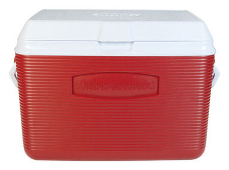 Rubbermaid Cooler 50 qt.