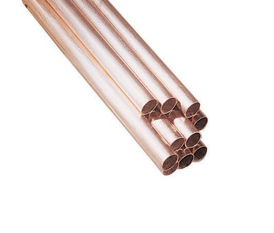 Reading Copper Water Tube Type L 1/2 in. Dia. x 10 ft. L