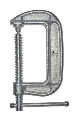 Bessey Steel Adjustable C-Clamp 3 in. x 2 in. D