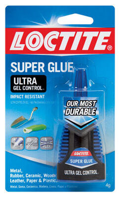 Loctite Ultra Gel Control Super Glue 4 gm