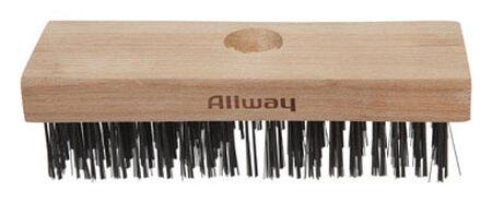 Allway Wire Brush 7 in. L