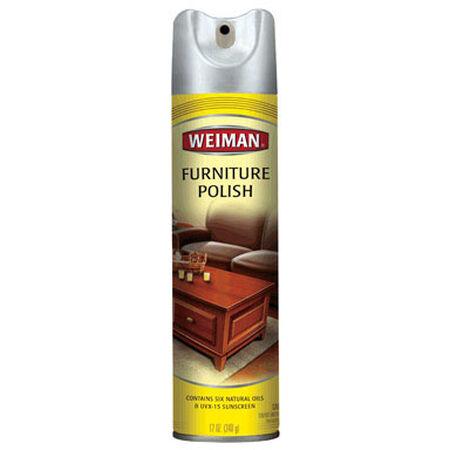 Weiman 12 oz. Furniture Polish