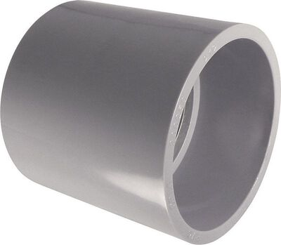 Cantex 2 in. Dia. PVC Electrical Conduit Coupling