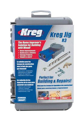 Kreg Drill For Wood Pocket Hole Jig