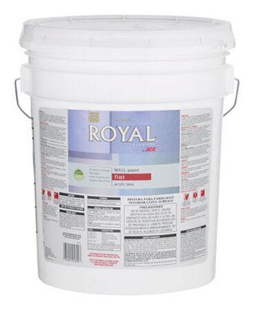 Ace Royal Interior Acrylic Latex Paint 5 gal.