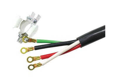 Ace 6/2 8/2 SRDT 250 volts Range Cord 4 Wire 4 ft. L Black