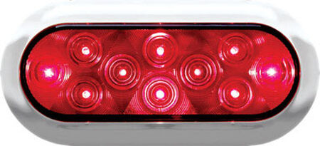 Peterson Combination Light Mounting Stop and Tail Light Kit