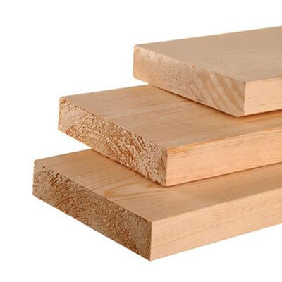 Stud Spruce 2x6-140-5/8