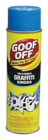 Goof Off Pro Strength Graffiti Remover 16 oz.