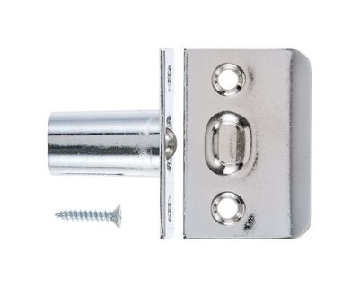 Ace 1 in. W Chrome Metal Ball Catch