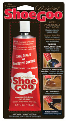 Shoe Goo Clear Shoe Repair and Protective Coating