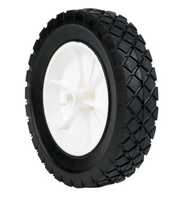 Arnold Plastic Replacement Wheel 8 in. Dia. x 1.75 in. W 55 lb.
