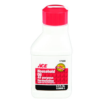 Ace Household Oil 3.2 oz.