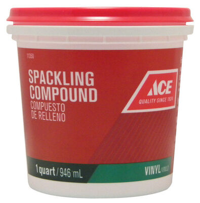 Ace Ready to Use Spackling Compound 1 qt.