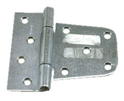 Ace 3.5 in. H Heavy Duty Gate Hinge 3-1/2 in. Stainless Steel Stainless Steel