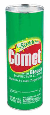 Comet Disinfectant Cleaner with Bleach 21 oz.