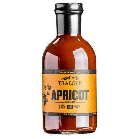 Traeger Apricot BBQ Sauce 16 oz.