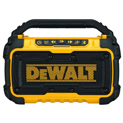 DeWalt 20V MAX Lithium-Ion Jobsite Bluetooth Speaker 1 pc.