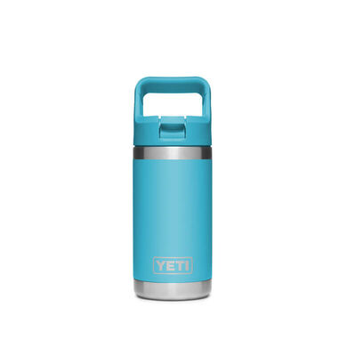YETI Rambler Jr. 12 oz. Kids Water Bottle Reef Blue