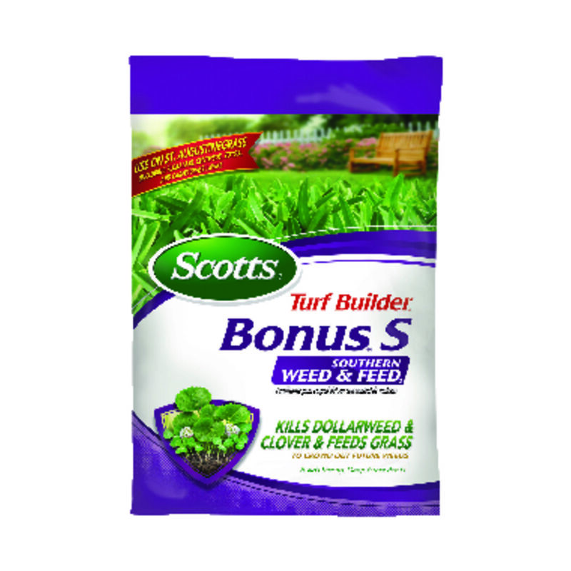 Scotts Turf Builder Bonus S Weed And Feed Southern 5000 Sq
