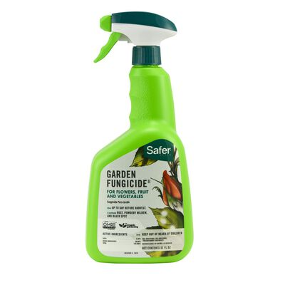 Safer Garden Fungicide 32 oz. Liquid