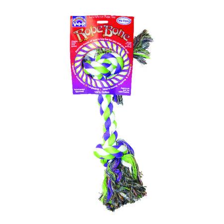 Vo-Toys For Dog Rag Bone Rope Bone Dog Tug Toy