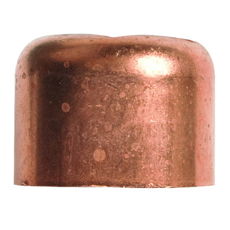 Elkhart 1/2 in. Dia. Sweat Copper Cap