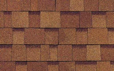 Roof Oakridge Desert Tan