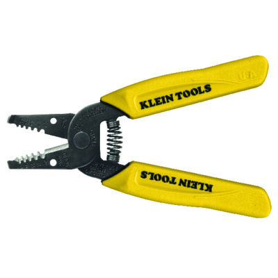 Klein Tools 6-1/4 in. L Wire Stripper/Cutter
