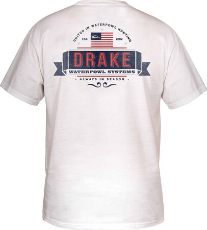 Drake Patriot Tee S/S