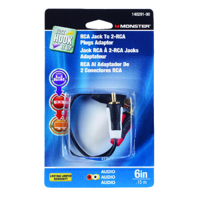 Monster Cable Adapter Cable 1
