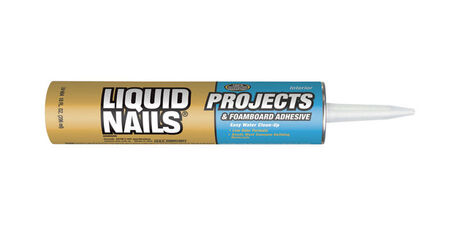 Liquid Nails Projects & Foamboard Adhesive 10 oz.