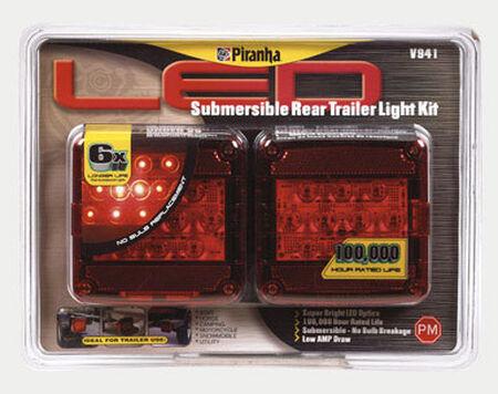 Peterson LED Mounting LED Trailer Light Kit