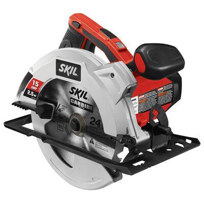 Skil 120 volts 7-1/4 in. Dia. Circular Saw 15 amps 5 300 rpm