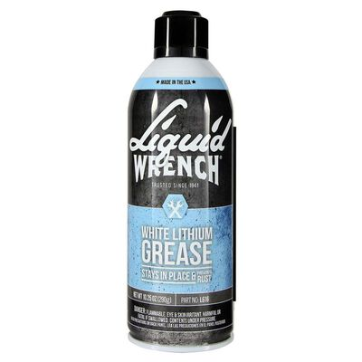Liquid Wrench White Lithium Grease 10.25 oz. Can