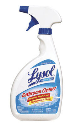 Lysol 32 oz. Bathroom Tub and Tile Cleaner