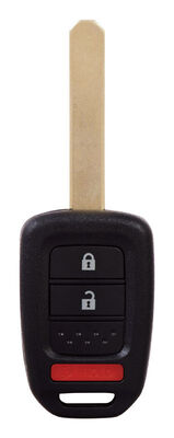 DURACELL Renewal Kit Automotive Replacement Key Honda MLBHL1K6-1TA/MLBHLIK6-1T 3-Button Remote H