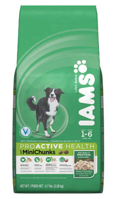 Iams Proactive Health Adult Small Medium Dog Food 5.7 lb.