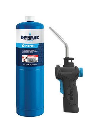 Bernzomatic Torch Kit Propane