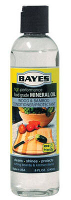 Bayes 8 oz. Mineral Oil